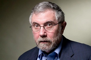 Paul Krugman Climate change depravity