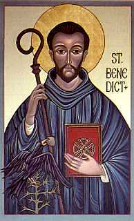 Benedict of Nursia