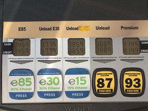 Ethanol as fuel