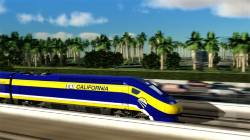 California high speed rail over budget and behind schedule