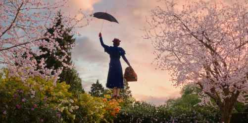 Mary Poppins: A Deus Ex Machina