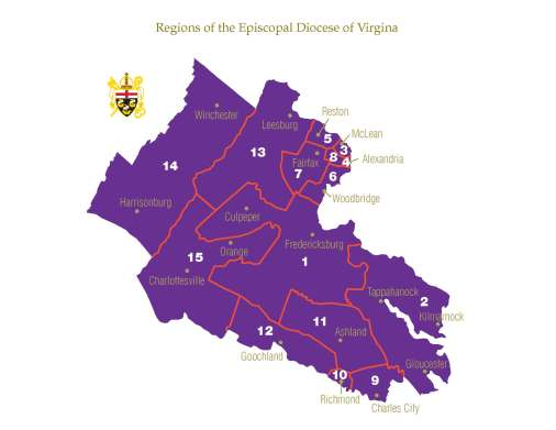 Virginia-Diocese-Map