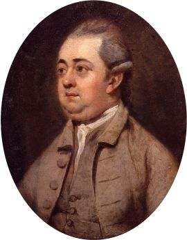 Edward Gibbon (1737-1794) — Author of The History of the Decline and Fall of the Roman Empire