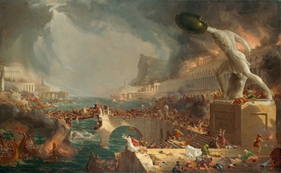Thomas Cole course of empire