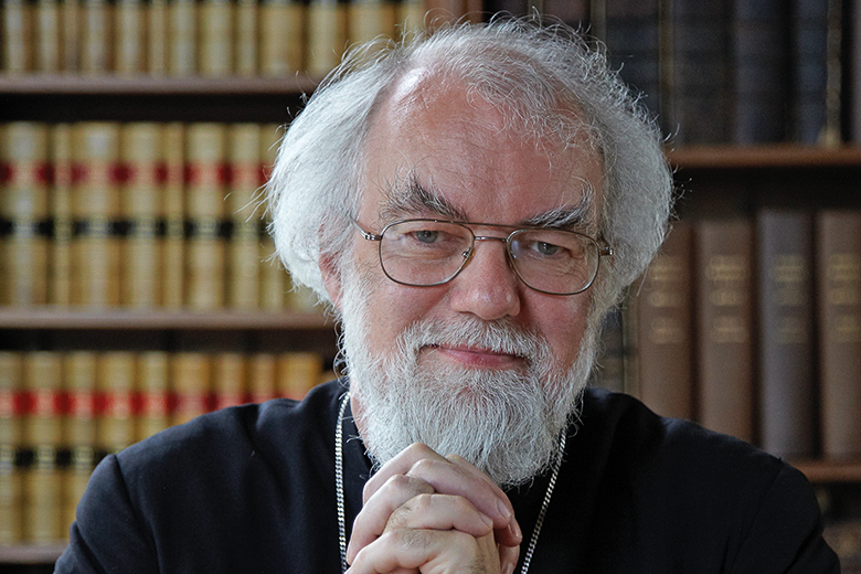 Rowan Williams (1950- )
