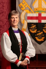 Bishop Susan Goff diocese of Virginia